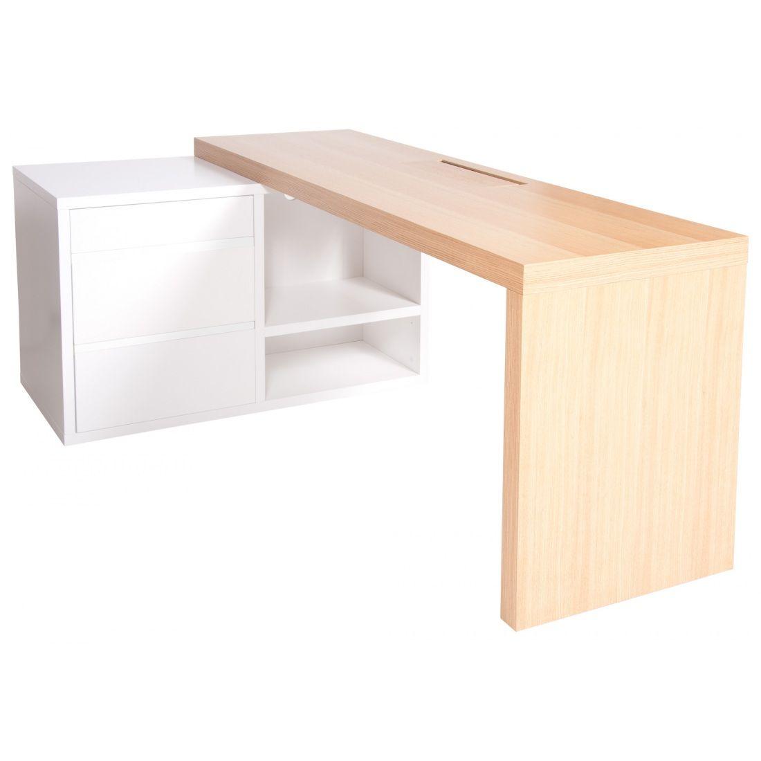 Schreibtisch Günstig Weiß 2021