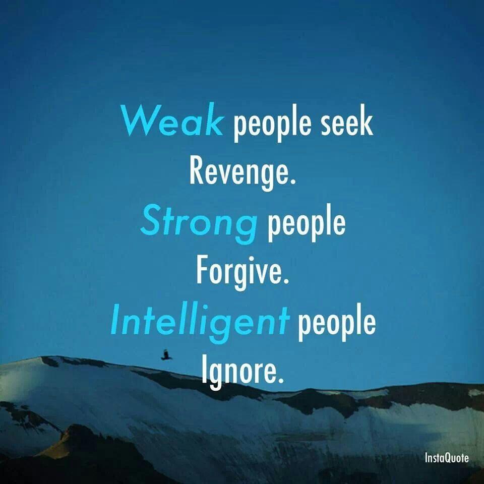Why people seek revenge
