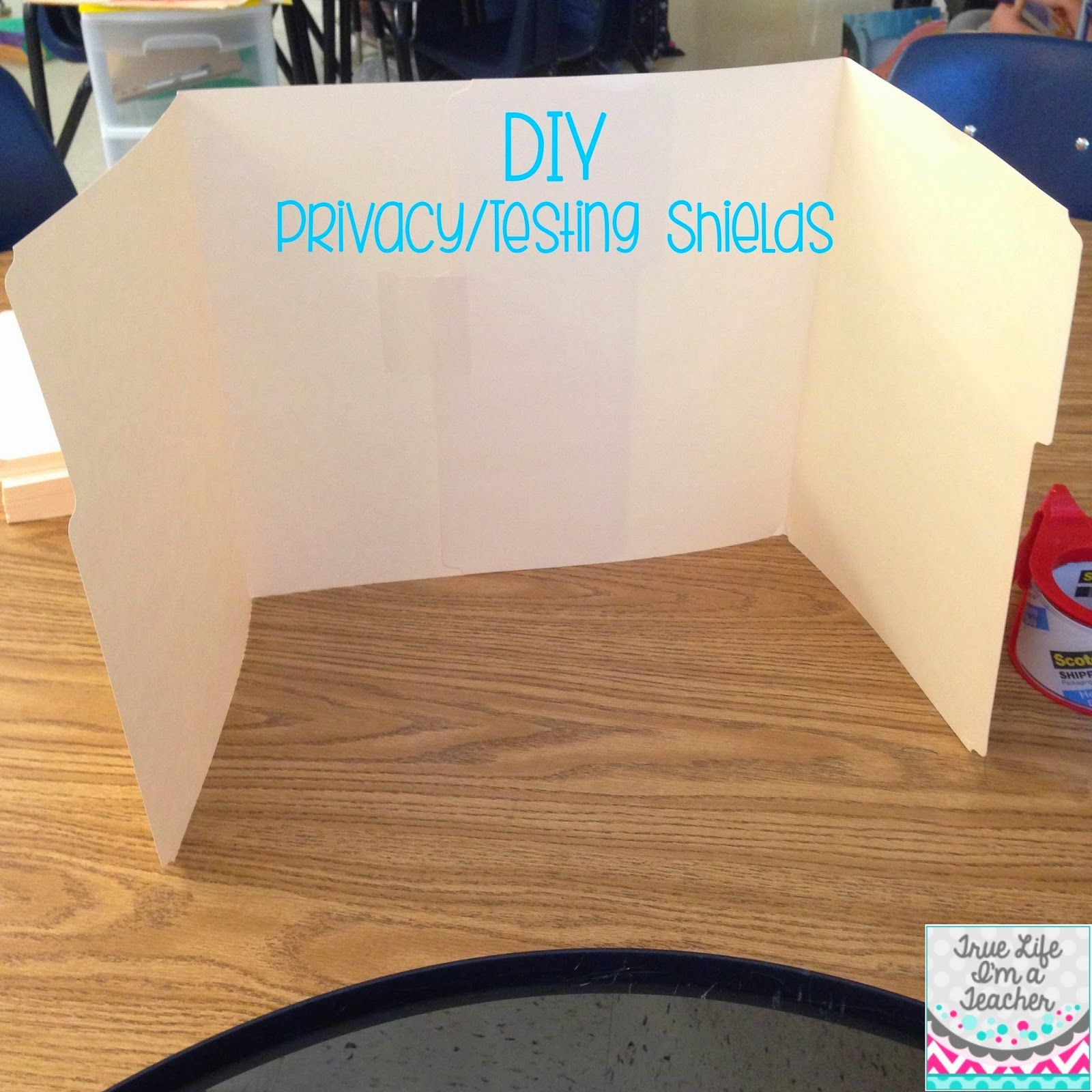 Make A Durable Class Set Of Diy Privacytesting Shields For Less
