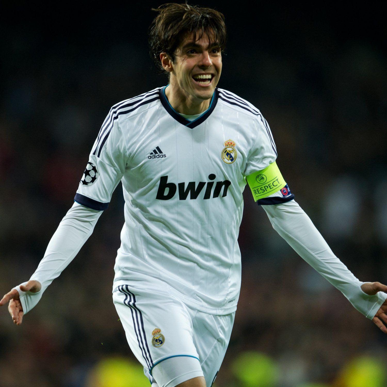 Kaka   Real Madrid   Real madrid players, Real madrid, Kaka real ...
