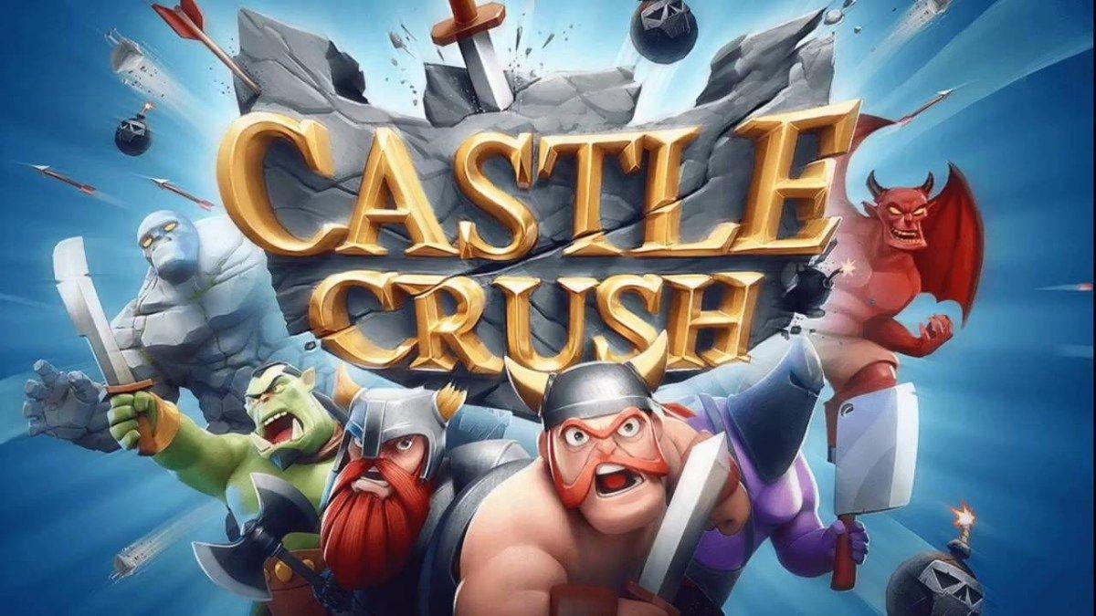Castle Crush Apk Download | Splash screens in 2019 | App