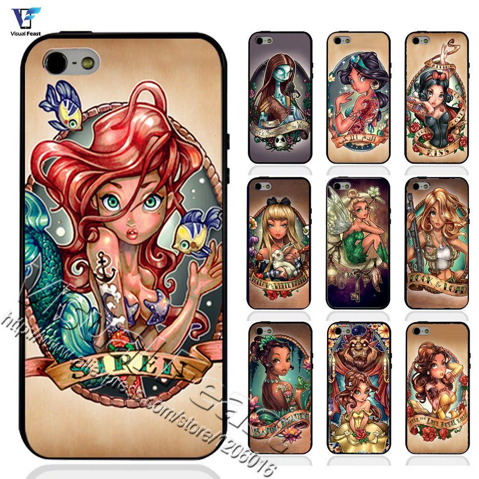 Zombie alice in wonderland gothic iphone case