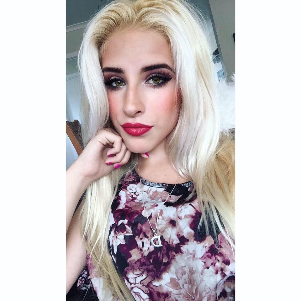 transgender blonde
