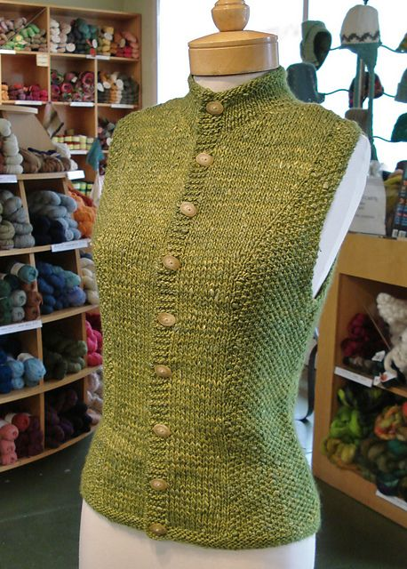 969572018 Ravelry  Project Gallery for Hikers Waistcoat pattern by The Fibre Company.  Free download