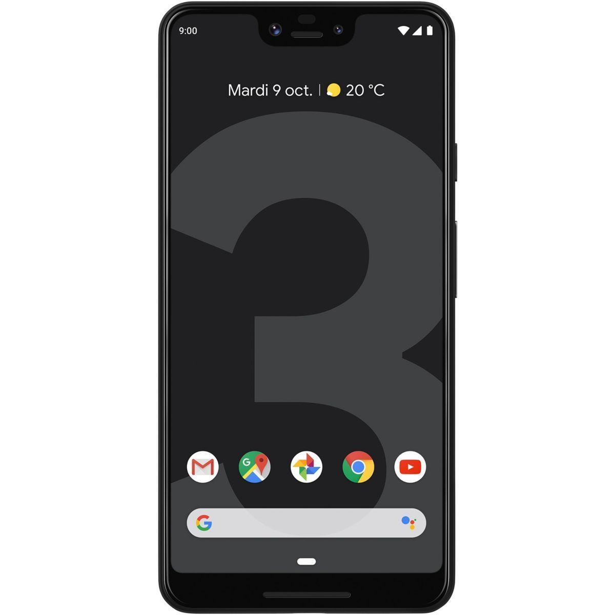 Smartphone Pixel 3 Xl 128go Simplement Noir Taille Taille Unique Products Smartphone Pixel Et Usb