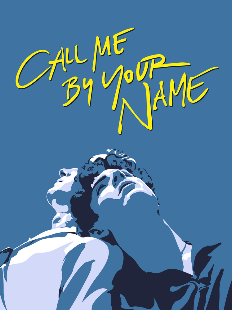 Call Me By Your Name T-shirt by reymustdie