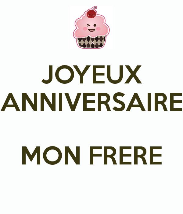 Heureux Anniversaire Mon Frere Cards Pinterest Happy Birthday
