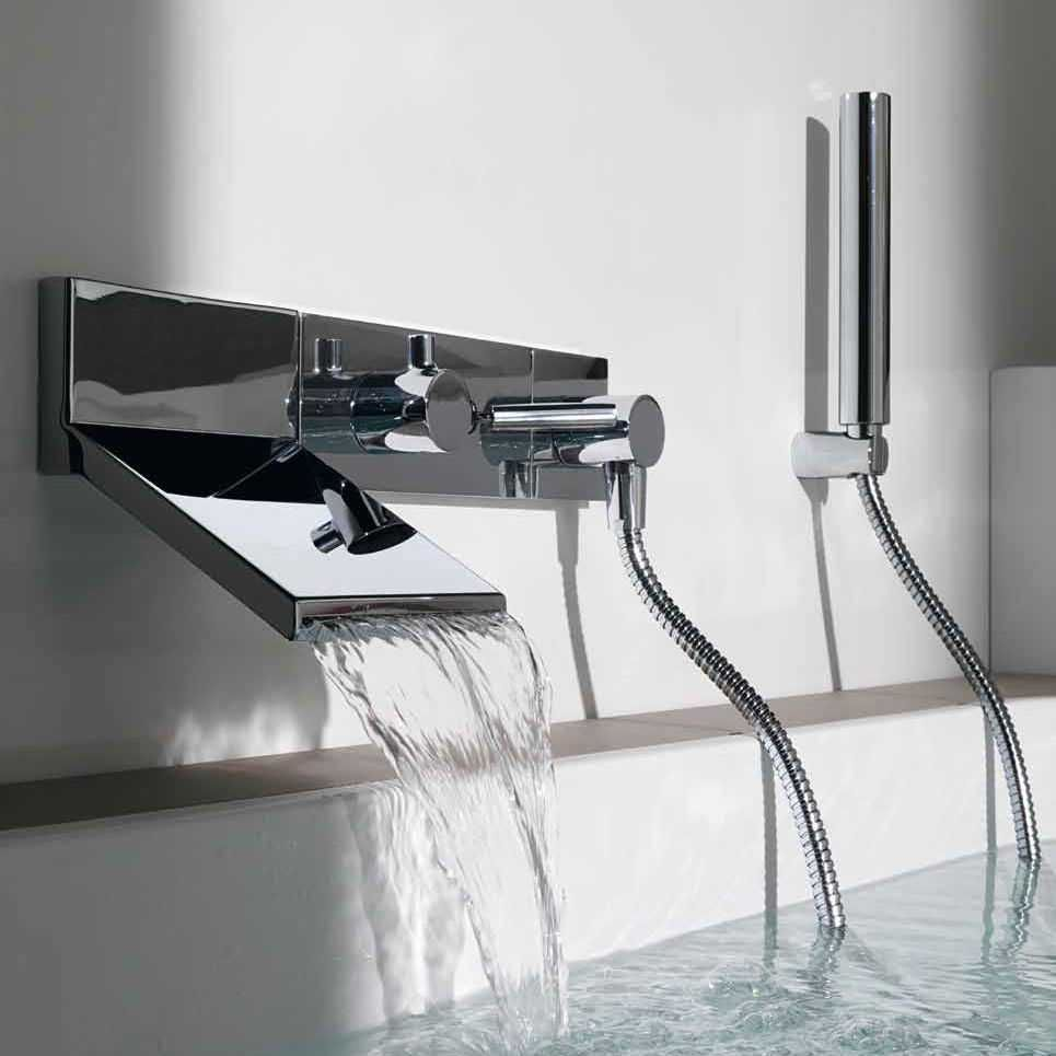 robinet salle de bain mural ideas