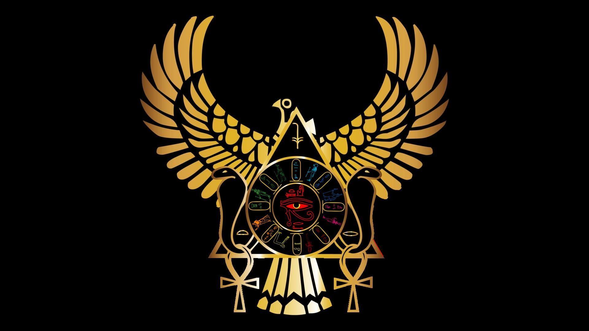 Egypt Tutankhamun Ancient Egypt Symbol Spirit Inspiration Drawing 1080p Wallpaper Hdwallpaper Desktop In 2021 Egyptian Gods Egyptian Art Egyptian