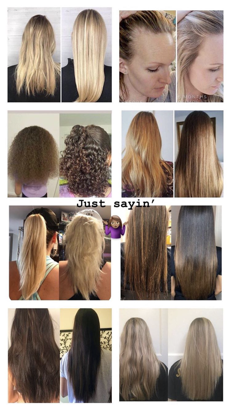 MONAT image by corinne nulty Monat hair, Monat before