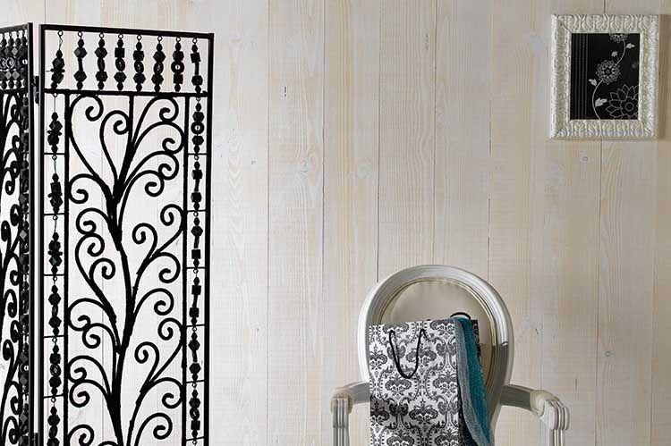 Parement bois blanc - Parement bois teinté - Multiwood Inspiration