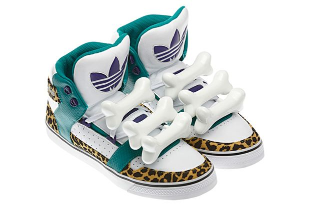 newest f9604 9308f Jeremy Scott x adidas Originals JS Bones gotta get a pair of these   karmaloop