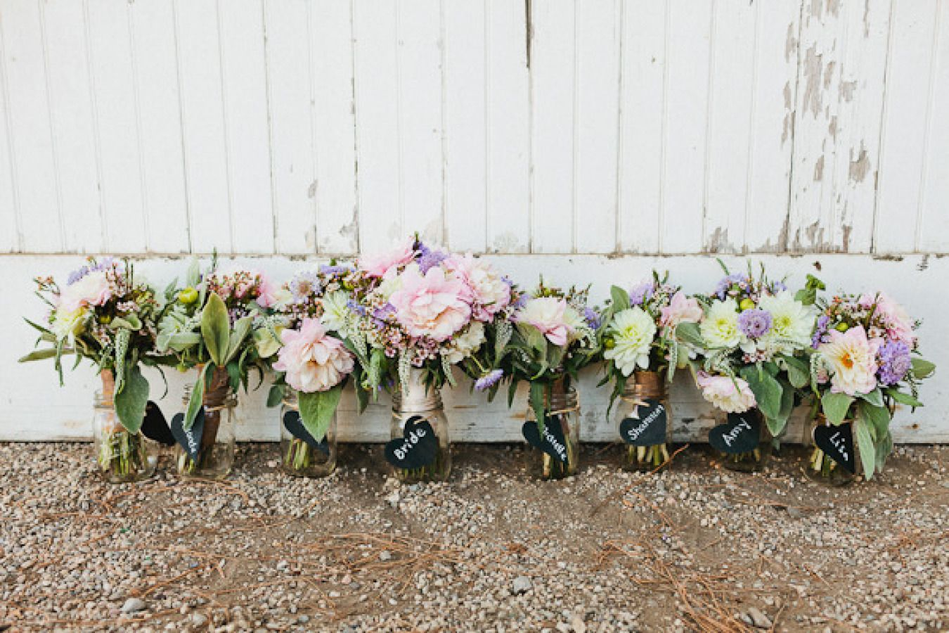 Bouquet in shades of lilac | Fab Mood #wedding