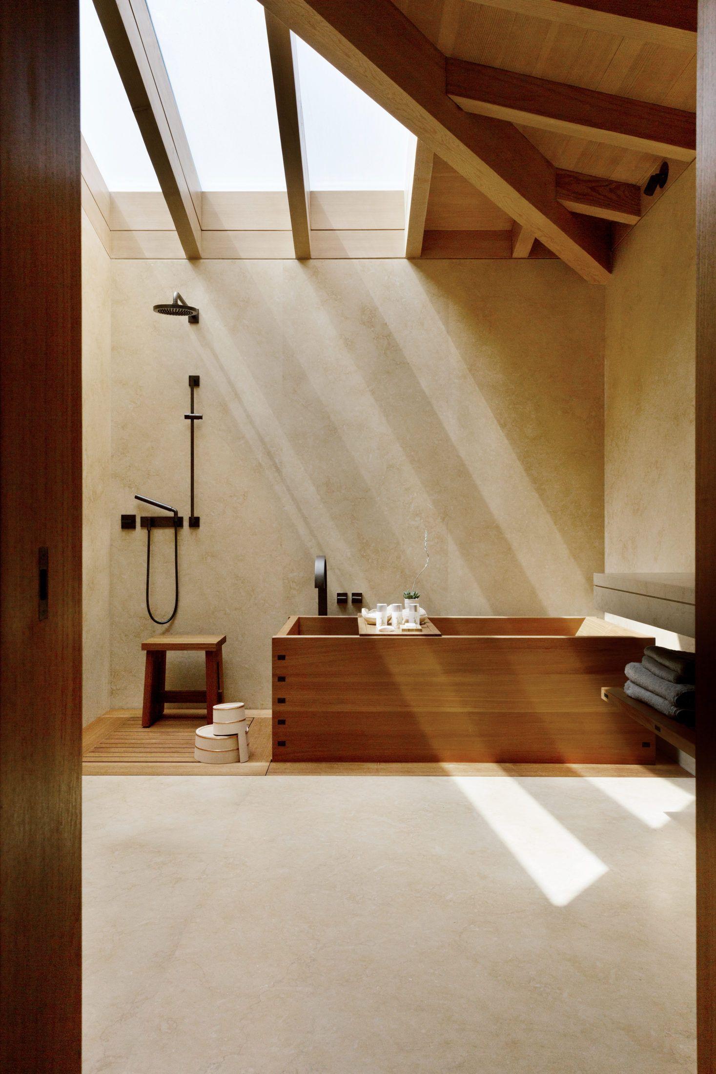Studio Pch Nobu Ryokan Japanische Badewannen Japanisches Bad Holzbadewanne