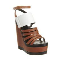 DESIGNER SALE: Pierre Hardy Ankle Strap Wedge