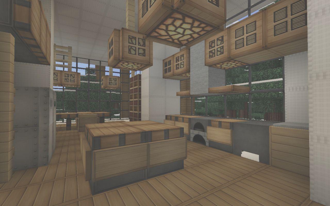 10 Modest Kitchen Ideas Minecraft Image in 10  Minecraft