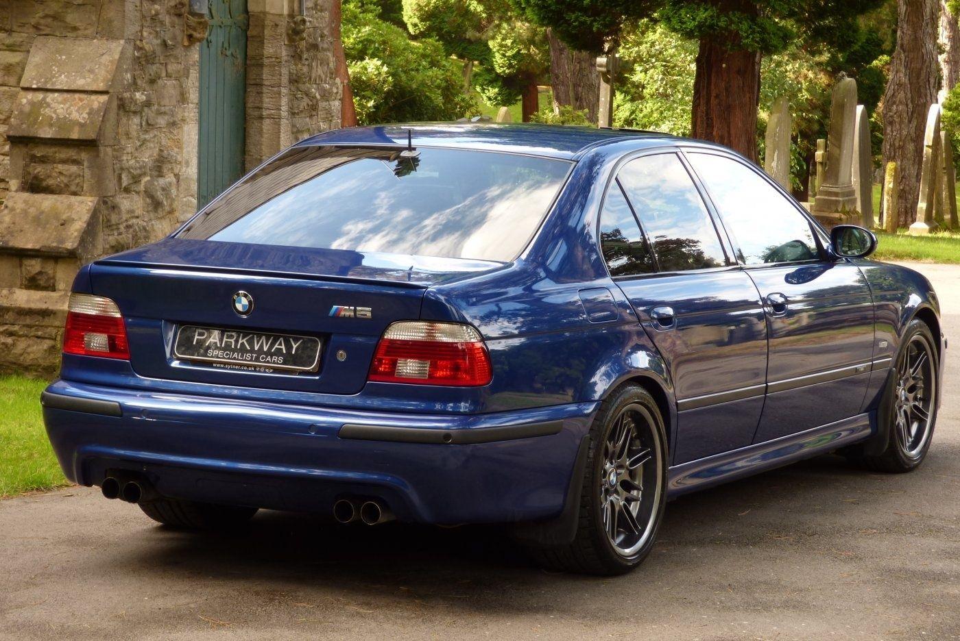 2001 Bmw M5 M5 E39 V8 Classic Driver Market With Images