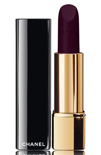 CHANEL ROUGE ALLURE VELVET LUMINOUS MATTE LIP COLOR in L'impatiente | Nordstrom