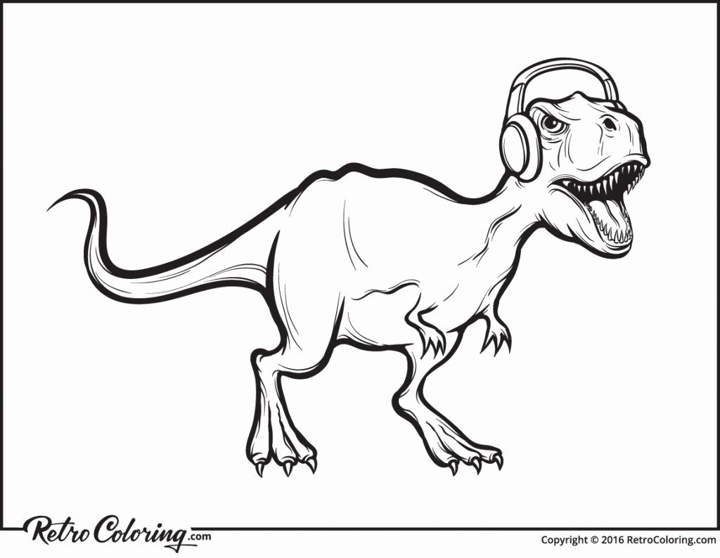 T Rex Coloring Pages Printable Fresh Uncategorized Tyrannosaurus Rex Coloring Page Pdf In 2020 Coloring Pages Dinosaur Coloring Pages Dinosaur Coloring