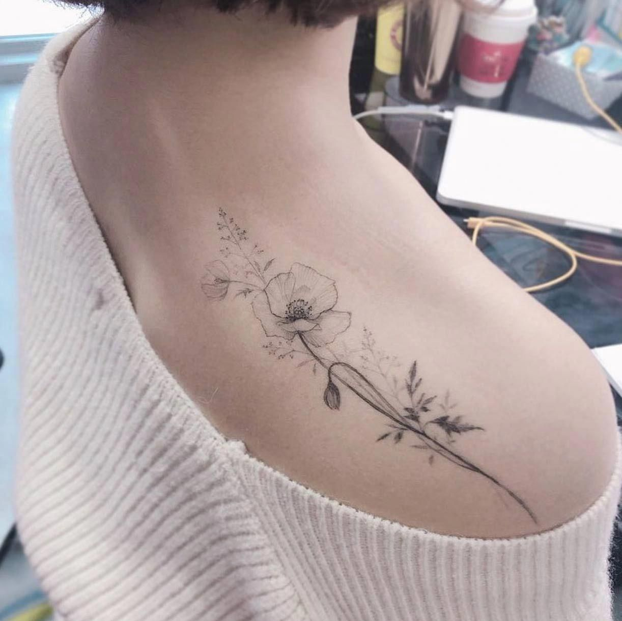Excellent Tattoo Are Readily Available On Our Website Take A Look And You Wont Be Sorry Shoulder Tattoos For Women Tattoos For Women Back Of Shoulder Tattoo