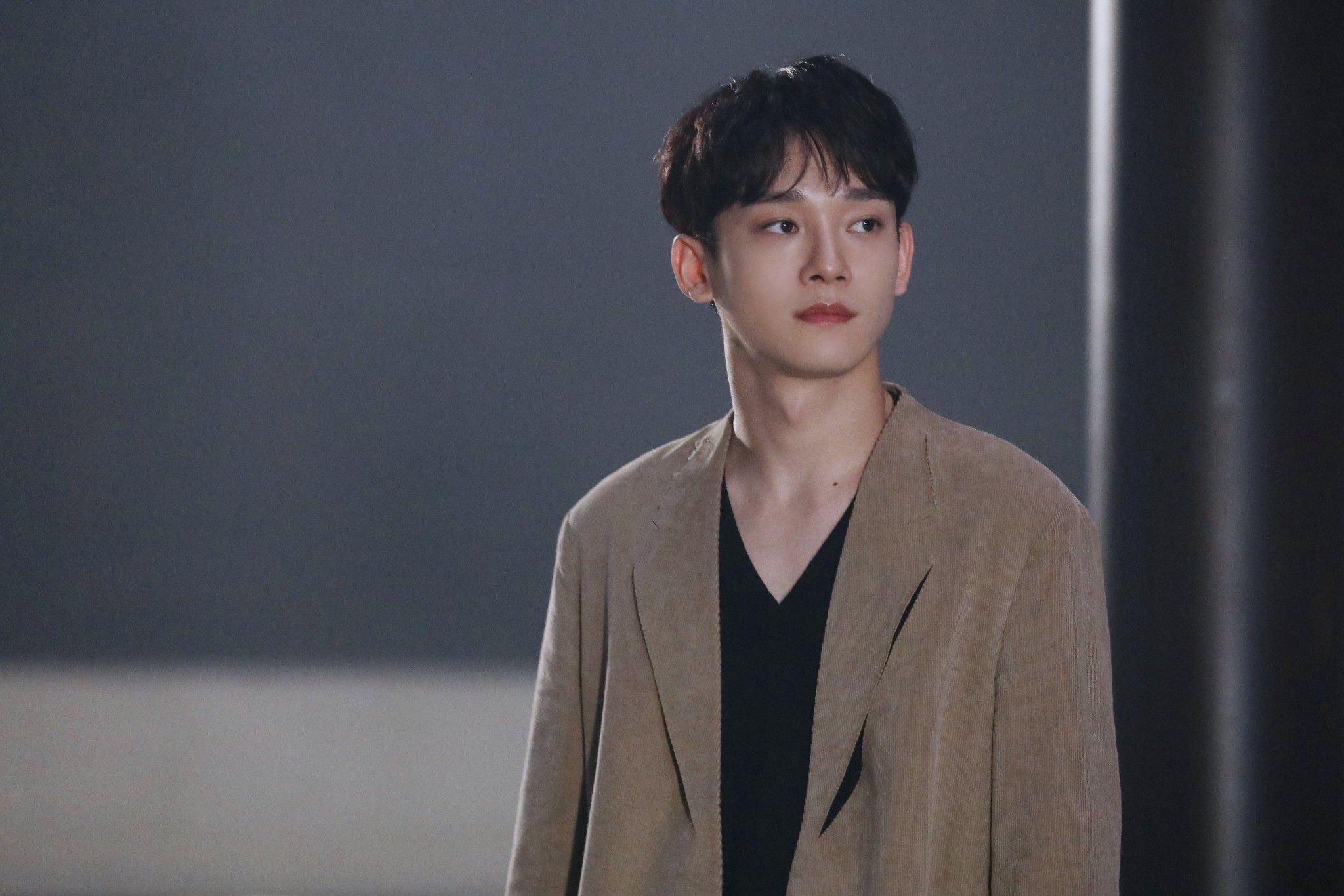 Chen Behind The Scenes of Shall We? MV