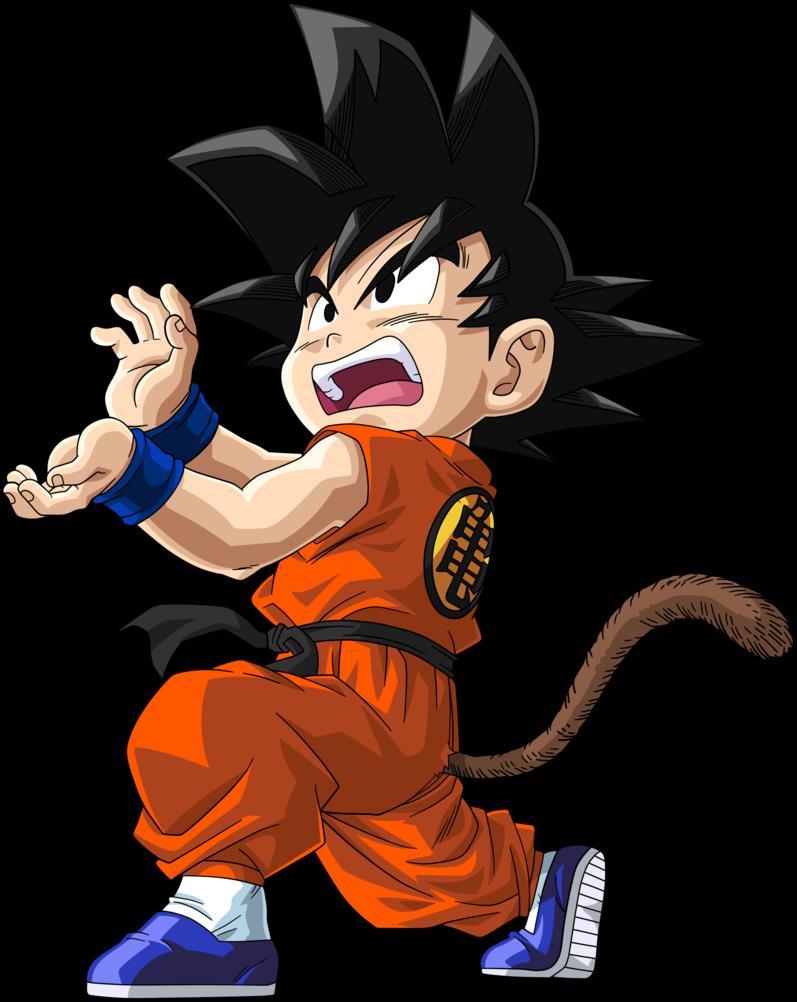 Dragon Ball Kid Goku 34 by superjmanplay2 on DeviantArt