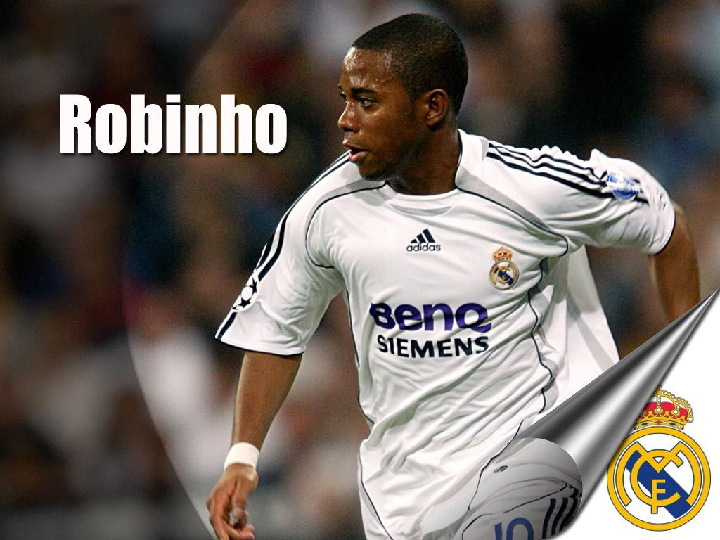Download Robinho Wallpapers Real Madrid Wallpapers Robinho Wallpapers Real Madrid Robinho Real Madrid Real Madrid Wallpapers