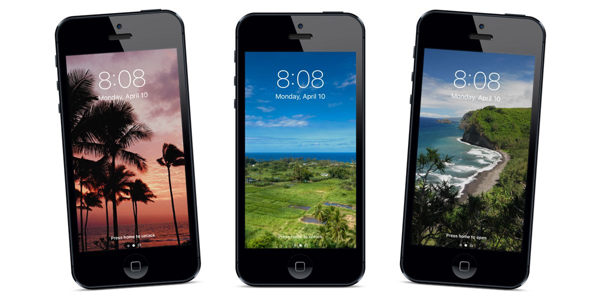 Download these scenic Hawaii wallpapers for your phone