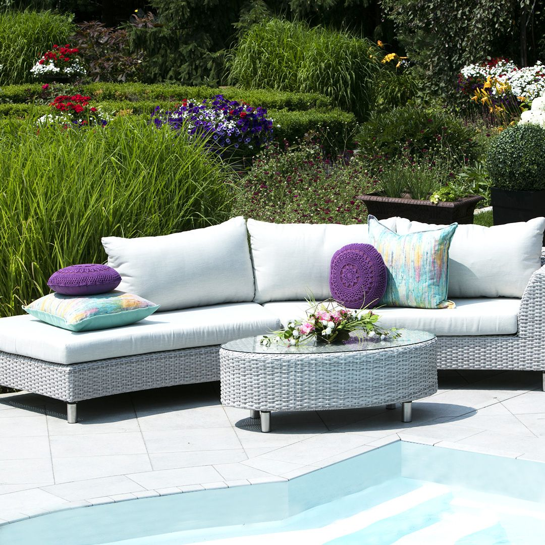 Blue Or Purple We Want To Know Which Colour Truly Makes Our Costa Del Sol Sectional Pop As A Thank You
