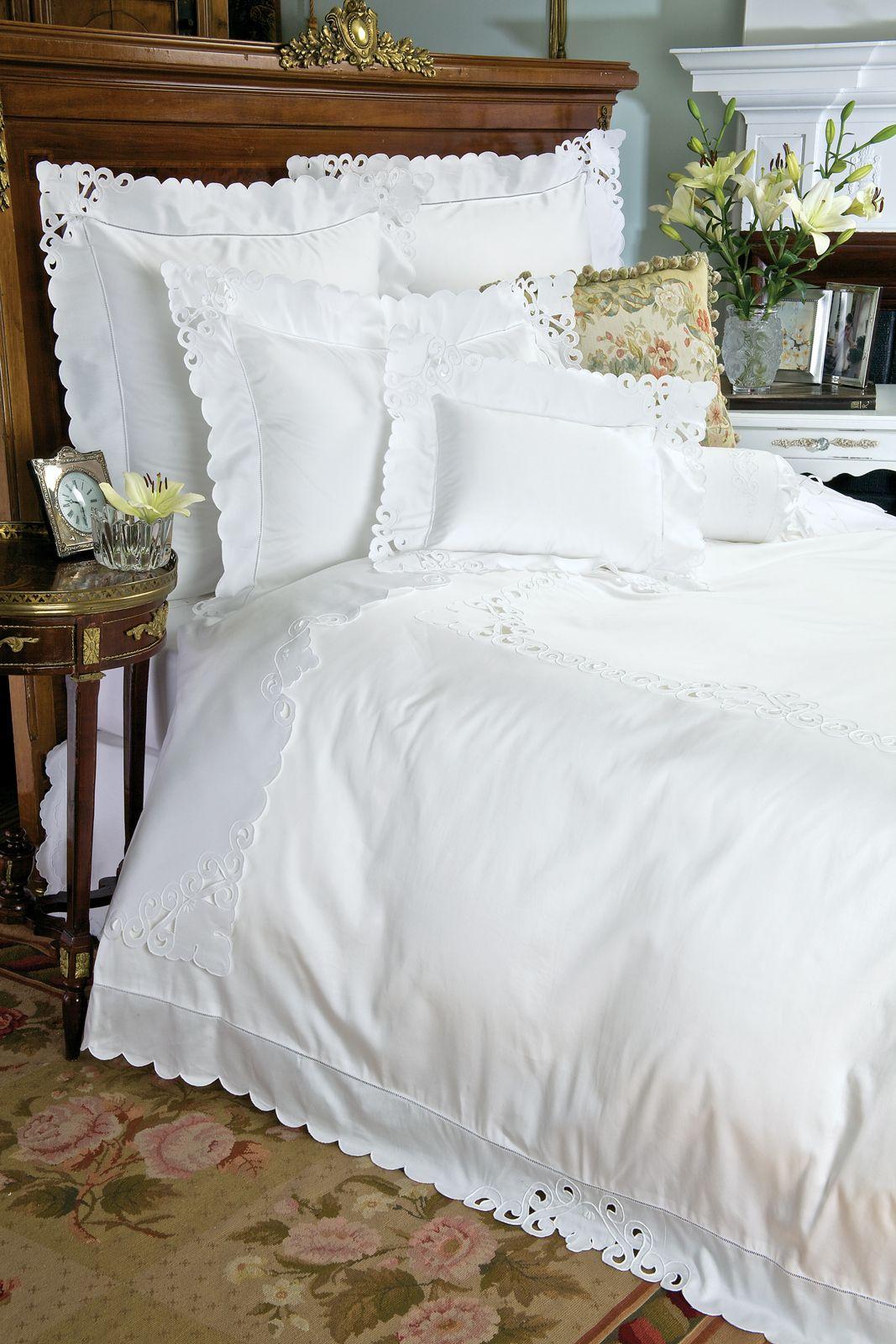 Amorosa Fine Bed Linens Luxury Bedding Italian Schweitzer Linen