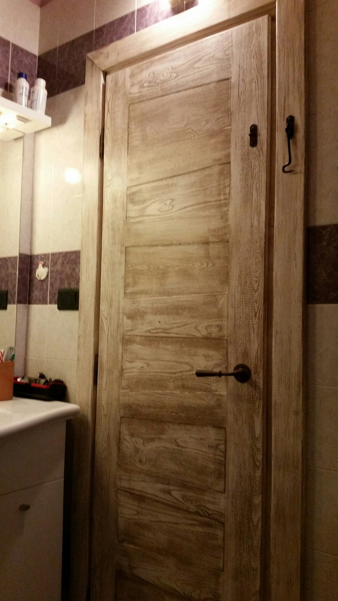 Porte per interni in legno. | Fadini Mobili Cerea Verona nel ...