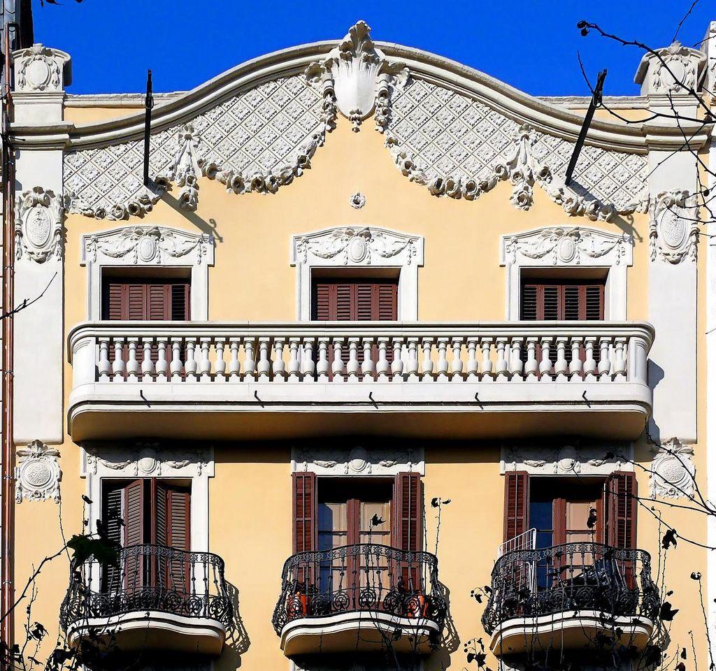 Barcelona - Consell de Cent 223 b