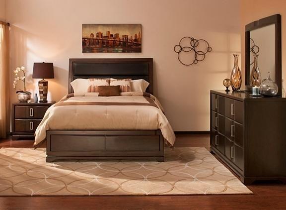 Best Palliser Furniture Upholstery Ltd Denali 4 Pc Queen 400 x 300