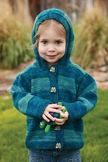 Back to Basics Kid's Cardigan