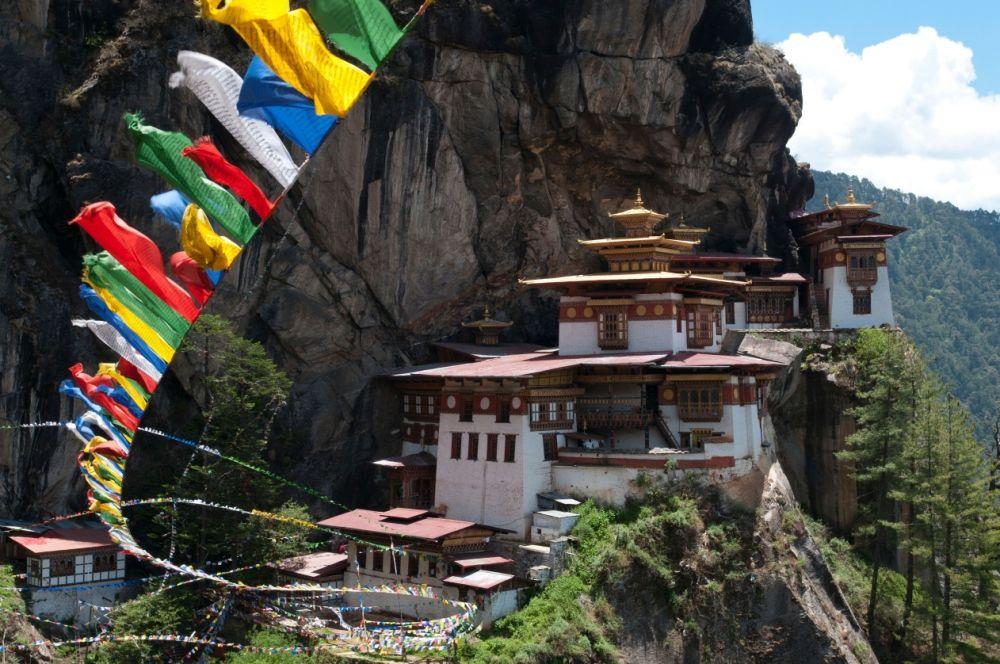 Himalayan Monastery   Himalayan Bhutan hits the bullseye for culture addicts