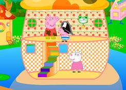 JuegosdePeppacom  Juego Casa del Lago Online Juegos Peppa