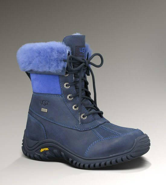 blue ugg snow boots