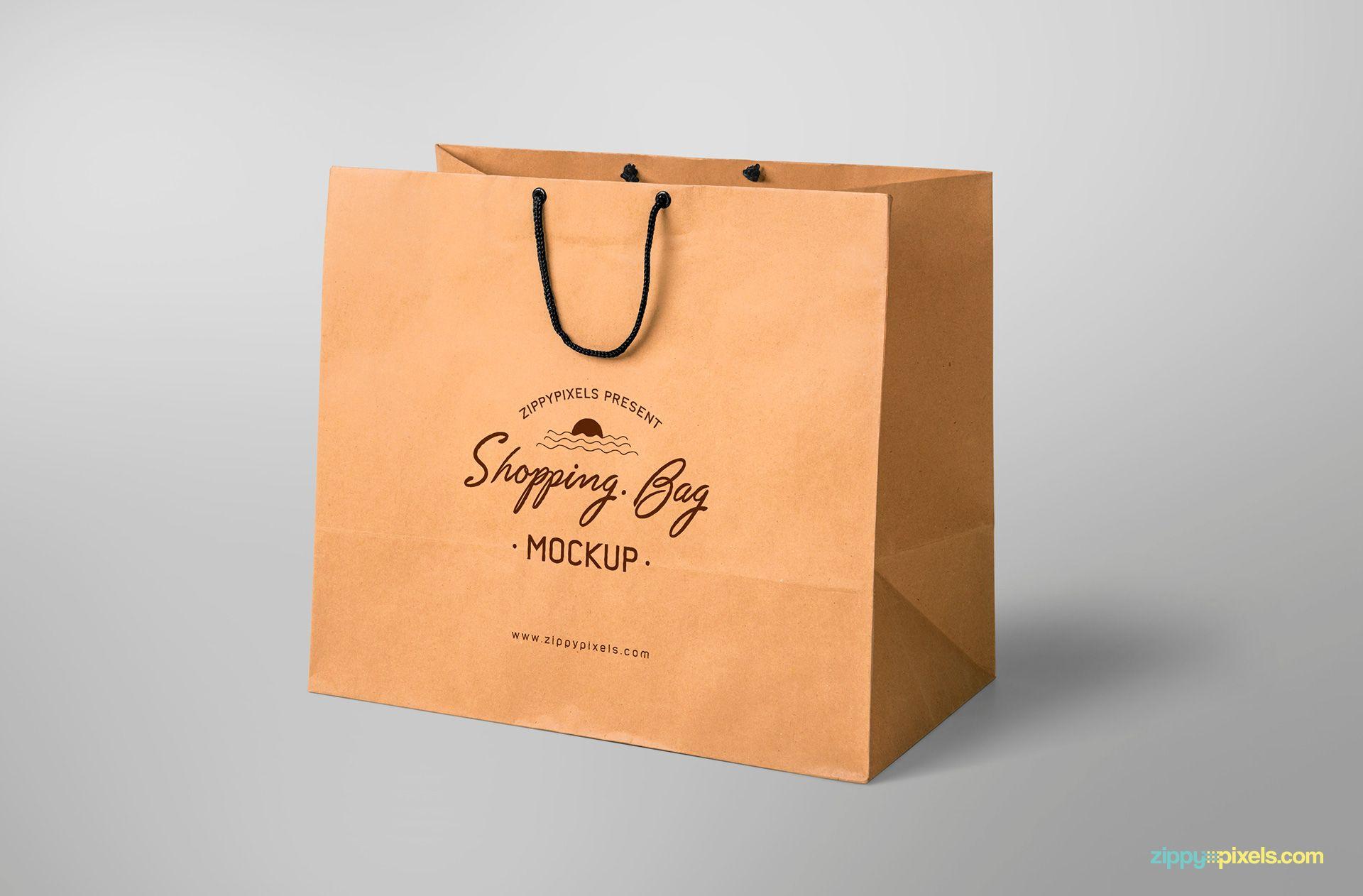 Download Free Shopping Bag Mockup Zippypixels Bag Mockup Mockup Mockup Free Psd