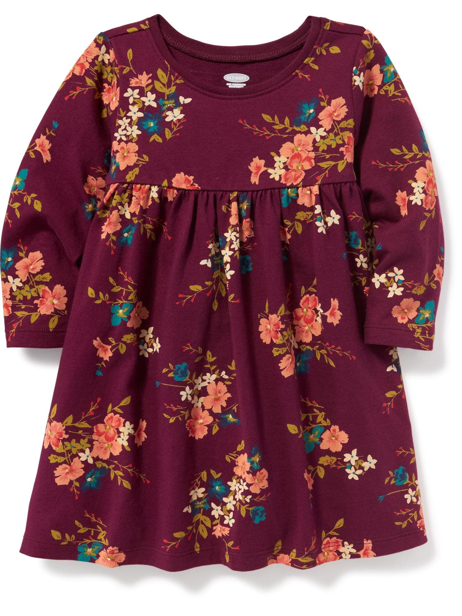 Old navy baby girl fall dress