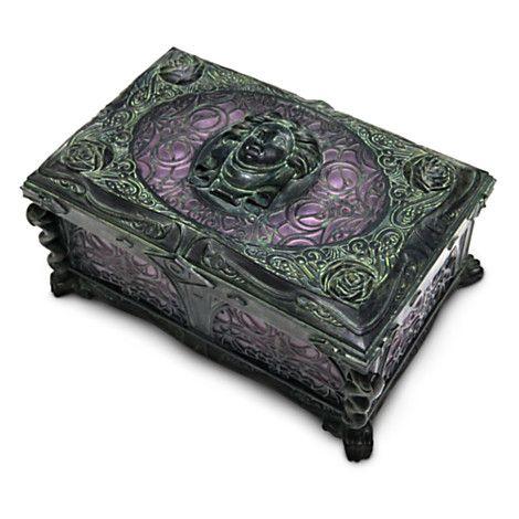 Haunted Mansion Musical Jewelry Box Haunted Mansion Collection