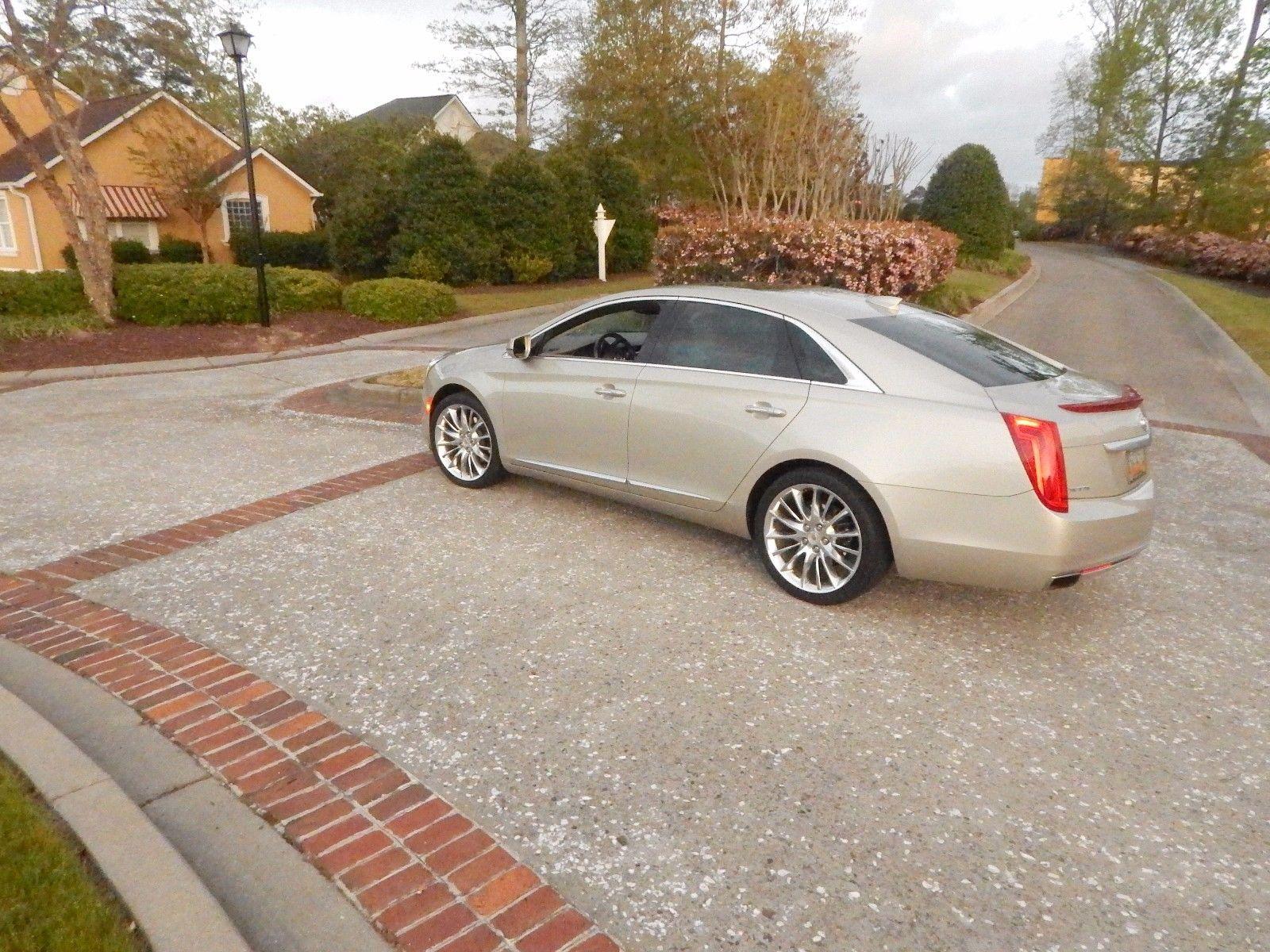 2015 Cadillac Xts Cadillac Xts Platinum Edition Cadillac Xts