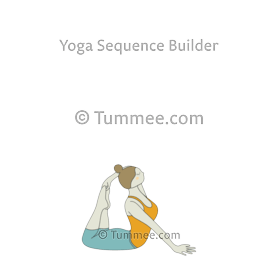 pigeon pose i yoga kapotasana i  yoga sequences