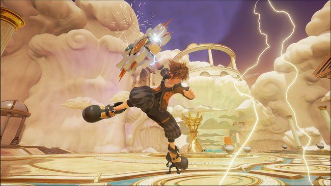 Square Enix reveals pair of new KH3 screens, Sora in World of Final Fantasy this winter | RPG Site