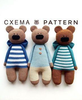 Mini Instagram logo (Free Amigurumi Patterns)   yarn crafts ...   351x290