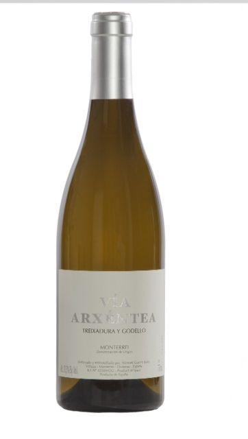 Vía Arxéntea con uvas Treixadura y Godello  #vino #wine Via @buenvinogallego