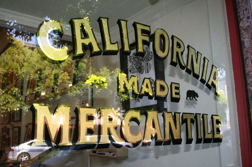 GOLDEN WEST SIGN ARTS • Gilding with genuine gold leaf