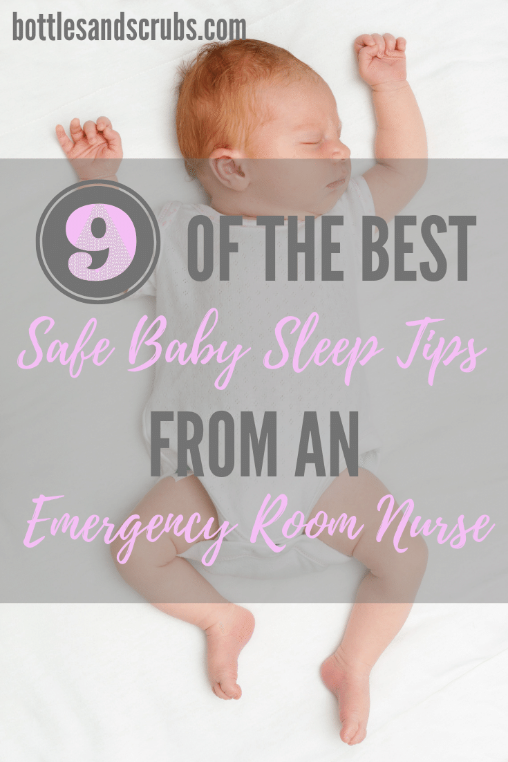 How to Practice Safe Baby Sleep, Tips from an Emergency ...