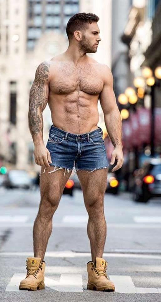 gay guy shorts