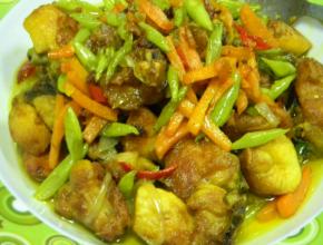 Pin Di Brunei Food