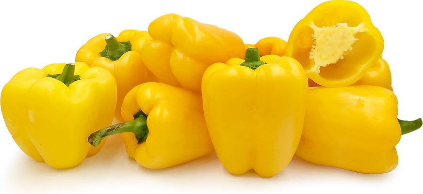 Large Yellow Bell Peppers Information And Facts Stuffed Peppers Stuffed Bell Peppers Cooking